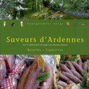 Saveurs D Ardennes - Couverture - Format classique