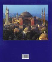 Constantinople - de byzance a istanbul - 4ème de couverture - Format classique