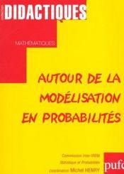 Autour De La Modelisation En Probablilites - Intérieur - Format classique