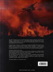 Pompiers du monde ; face aux feux de forêt - 4ème de couverture - Format classique