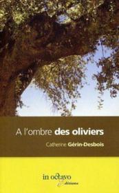 A L'Ombre Des Oliviers - Couverture - Format classique