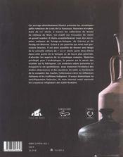 Richesses Enfouies ; Ceramiques Gallo-Romaines Du Musee De Blois - 4ème de couverture - Format classique