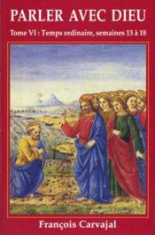 Parler Avec Dieu, Tome 6 - Couverture - Format classique