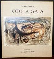 Ode a gaia - Couverture - Format classique