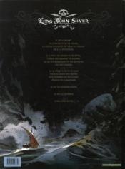 Long John Silver T.1 ; Lady Vivian Hastings - 4ème de couverture - Format classique