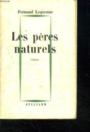 Les Peres Naturels. - Couverture - Format classique