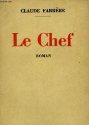Le Chef. - Couverture - Format classique