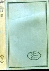 Un Amour A Tahiti . Collection : Belle Helene. Club Du Roman Feminin. - Couverture - Format classique