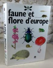 Faune et flore d'Europe. - Couverture - Format classique