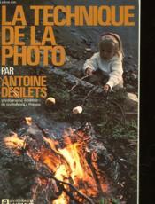 La Technique De La Photo - Couverture - Format classique