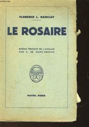 Le Rosaire - Couverture - Format classique
