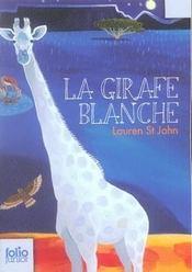 La girafe blanche - Intérieur - Format classique