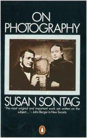 Susan sontag on photography - Couverture - Format classique