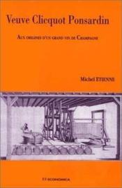 Veuve Cliquot Ponsardin - Couverture - Format classique