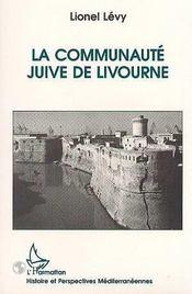 La Communaute Juive De Livourne - Intérieur - Format classique
