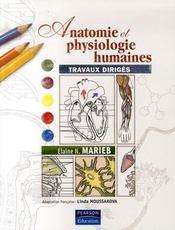 Anatomie et physiologie humaines ; td - Intérieur - Format classique