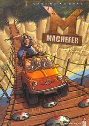 Machefer t.3 ; les 24 heures du monde - Intérieur - Format classique