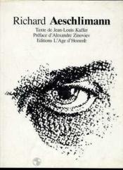 Richard Aeschlimann - Couverture - Format classique