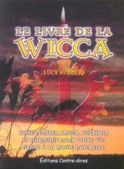 Livre de la wicca (le) - Intérieur - Format classique