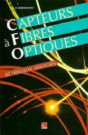 Capteurs a fibres optiques et reseaux associes - Couverture - Format classique