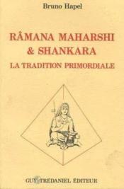 Ramana Maharshi Et Shankara - Couverture - Format classique