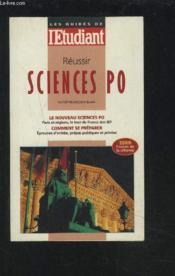 Reussir Sciences Po - Couverture - Format classique
