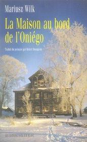 La maison au bord du l'oniégo - Intérieur - Format classique