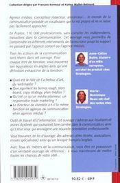 Tous Les Metiers De La Communictaion - 4ème de couverture - Format classique