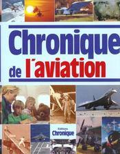 Chronique De L'Aviation - Intérieur - Format classique
