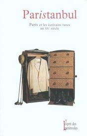 Paris Dans La Litterature Turque - Intérieur - Format classique