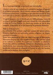 Le guide des prénoms arabes, pratique et culturel - 4ème de couverture - Format classique