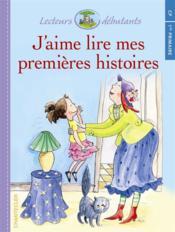 J'Aime Lire Mes Premieres Histoires Cp -Un Ami Pour Remi - Couverture - Format classique
