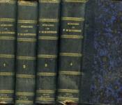 MEMOIRES DE Mlle DE MONTPENSIER, petite Fille d'Henri IV, collationnées sur le manuscrit autographe, avec notes historiques et biographiques. EN 4 TOMES. - Couverture - Format classique
