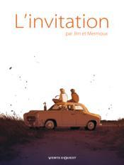 L'invitation ; une petite tentation ; coffret - Couverture - Format classique