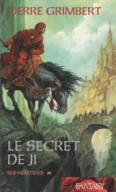 Le secret de Ji. 1. Six héritiers - Couverture - Format classique