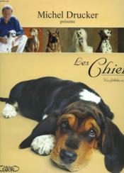 Les chiens ; nos fidèles compagnons - Couverture - Format classique