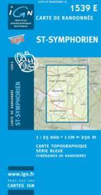 St Symphorien - Couverture - Format classique