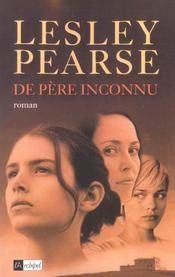 De Pere Inconnu - Intérieur - Format classique