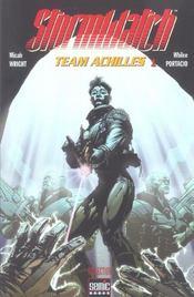 Stormwatch ; Team Achilles - Intérieur - Format classique