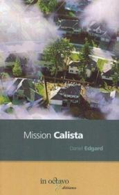 Mission Calista - Couverture - Format classique