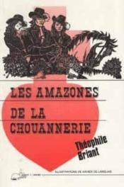 Amazones De La Chouannerie (Les) - Couverture - Format classique