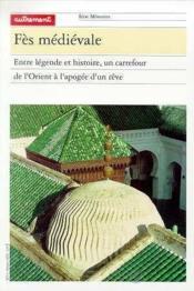 Fes medievale - Couverture - Format classique