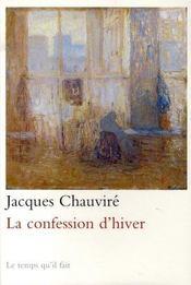 La confession d'hiver - Intérieur - Format classique