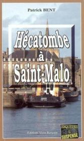 Hecatombe A Saint-Malo - Couverture - Format classique