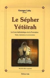 Le serpher yetsirah - Couverture - Format classique