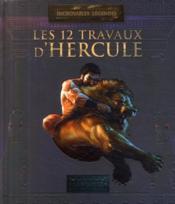 Les 12 travaux d'Hercule - Couverture - Format classique