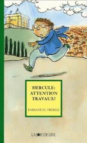 Hercule : Attention Travaux ! - Couverture - Format classique
