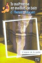 L Argent De La Quete - Intérieur - Format classique