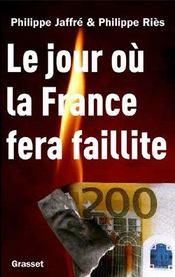 Le jour où la France a fait faillite - Intérieur - Format classique