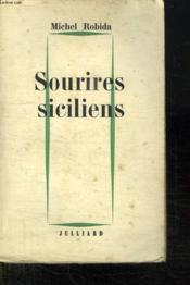 Sourires Siciliens. - Couverture - Format classique